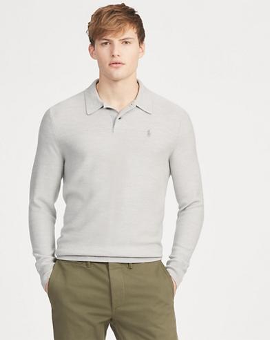 Merino-Silk-Cashmere Sweater