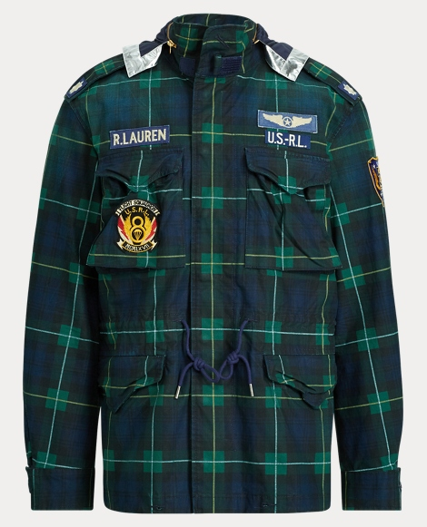 Tartan Field Jacket