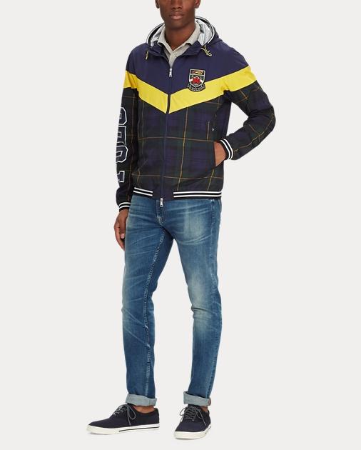 Polo Ralph Lauren Tartan Water-Repellent Jacket 3