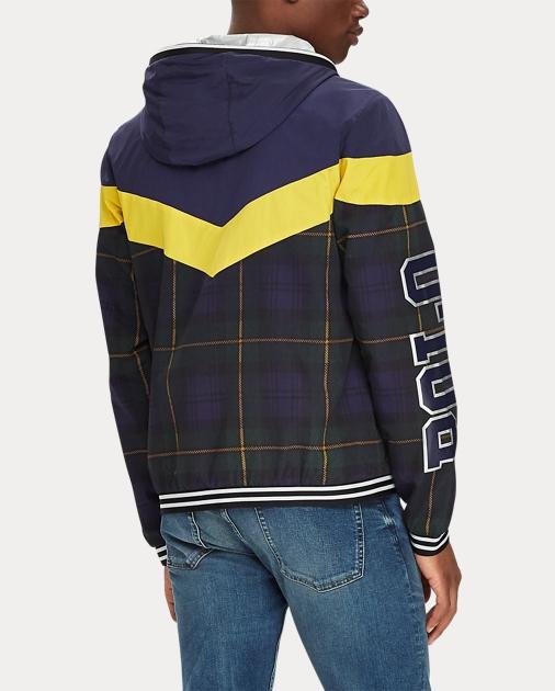 Polo Ralph Lauren Tartan Water-Repellent Jacket 5