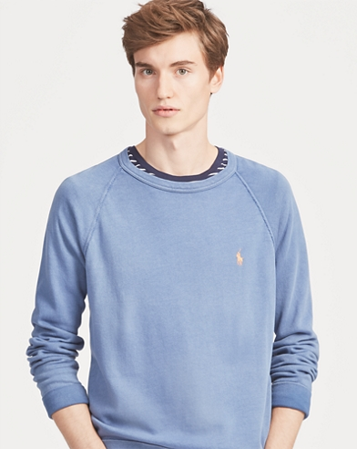 9ad1fc28dba7b Cotton Spa Terry Sweatshirt