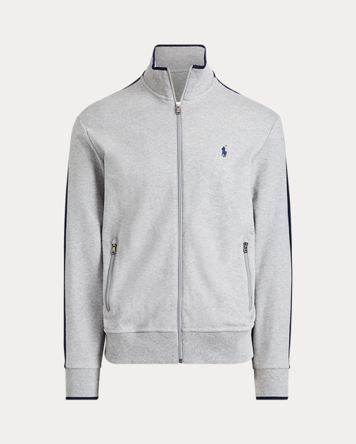 632e33820 Polo Ralph Lauren Cotton Interlock Track Jacket 2