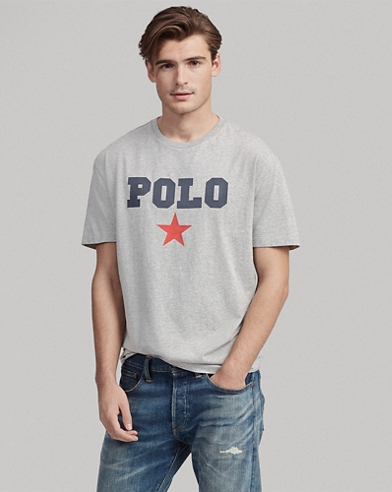 Classic Fit Graphic Tee