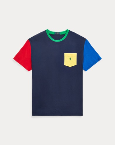 Color-Blocked Tee - All Fits