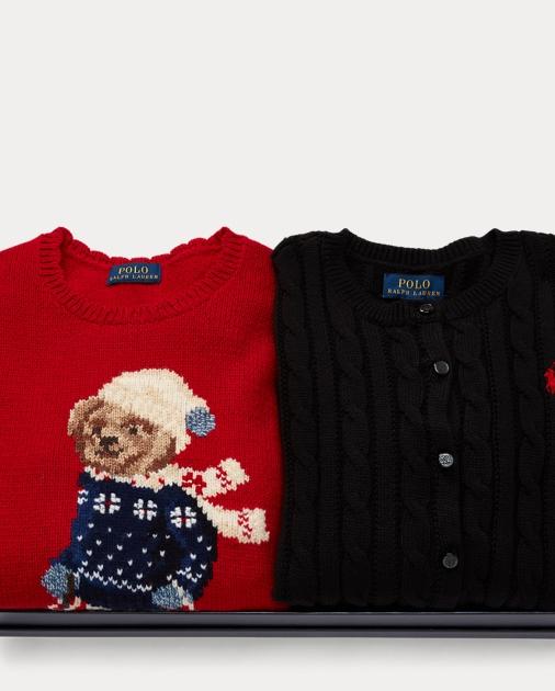 38955a6c47 Sweater 2-Piece Gift Set