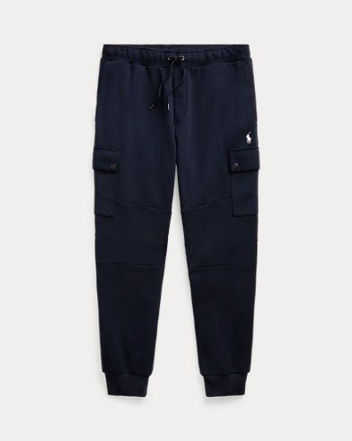Double-Knit Cargo Jogger