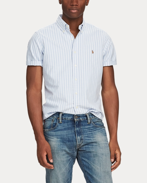 Polo Ralph Lauren Classic Fit Striped Shirt 4