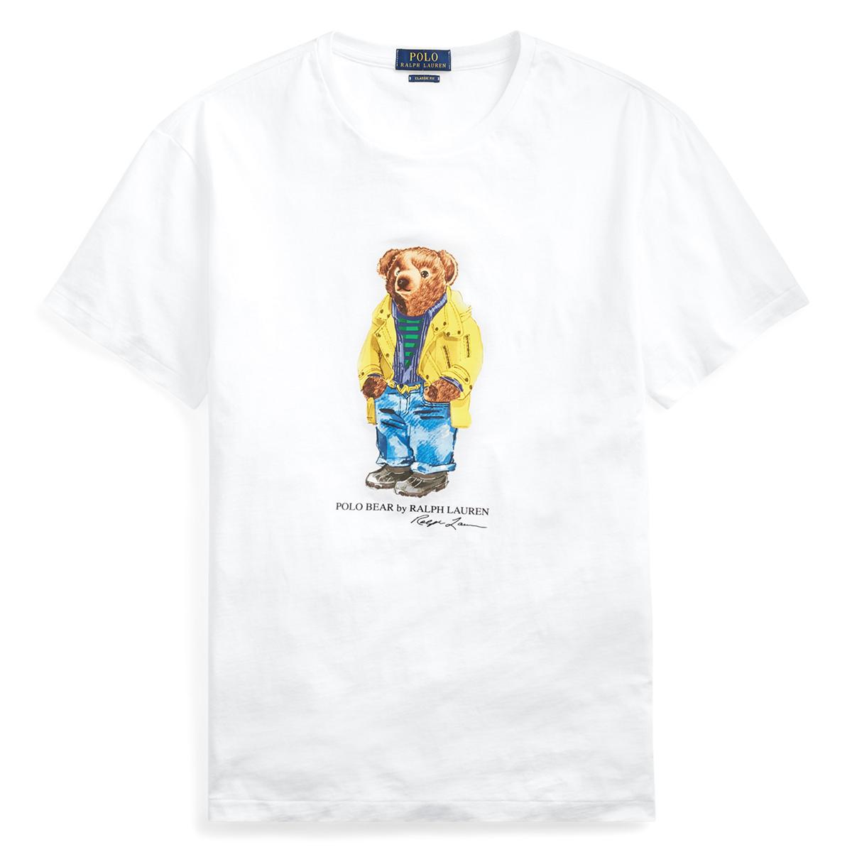 Camiseta Classic Fit con osito Polo 4c19bbfbee2