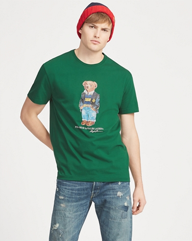Classic Fit Polo Bear T-Shirt