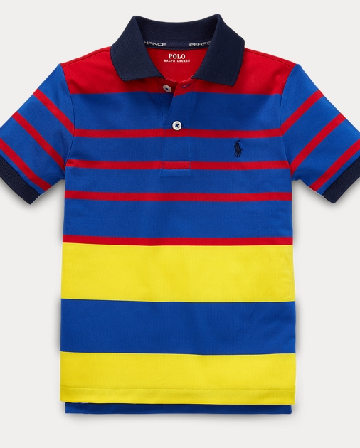 6a1878e0d2 Performance Lisle Polo Shirt