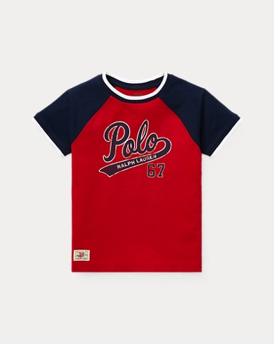 Cotton Jersey Graphic Tee