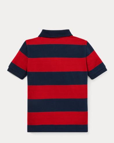 04cd140ef6db ... orange shirt 16c64 ebbcb  where to buy striped cotton mesh polo shirt.  30 b8eb9 9b0e5