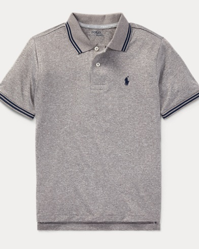 Performance Lisle Polo Shirt