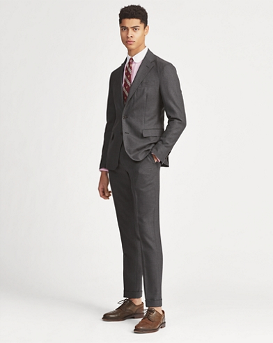Morgan Lightweight Wool Suit