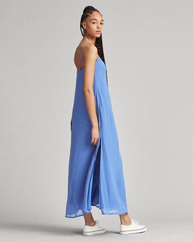 Two-Layer A-Line Dress