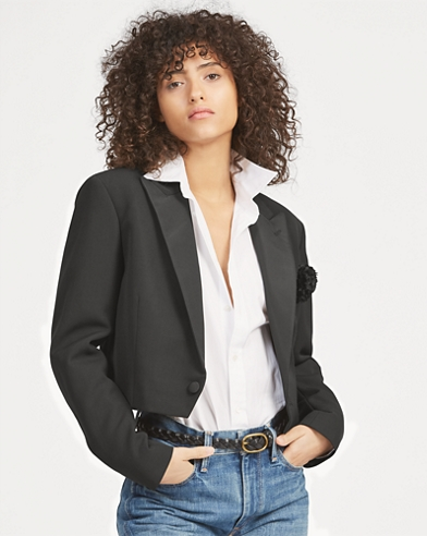 26bcd2835ff Women's Blazers | Ladies' Tuxedos | Ralph Lauren UK