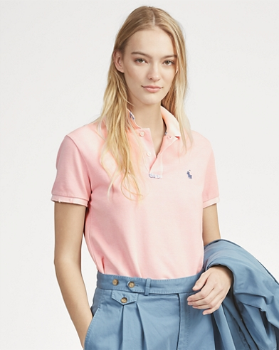 6bfc25c3 Women's Polo Shirts - Long & Short Sleeve Polos | Ralph Lauren