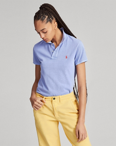 Polo in cotone Classic-Fit