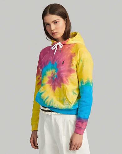 f70e5afb280fa Tie-Dye French Terry Hoodie