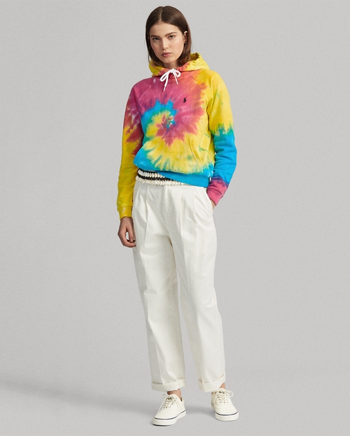987de270a875 Polo Ralph Lauren Tie-Dye French Terry Hoodie 3