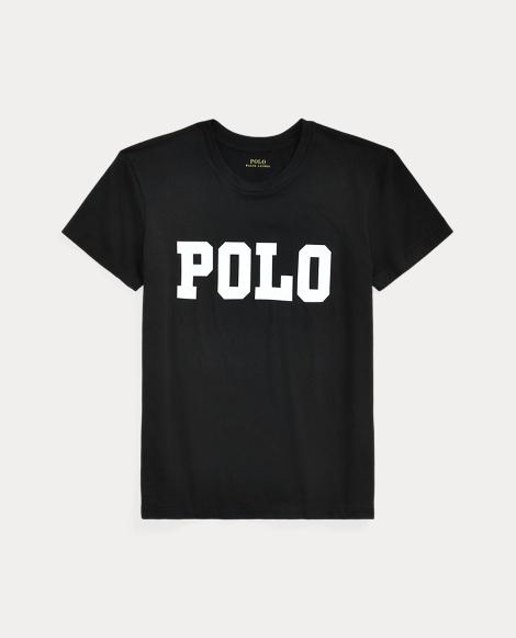 Big-Fit Polo-T-Shirt aus Baumwolle