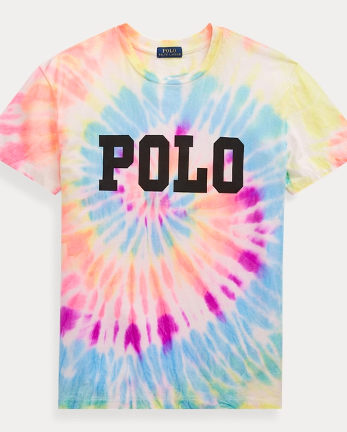 9976ce1f Polo Ralph Lauren Big Fit Tie-Dye Cotton Tee 2