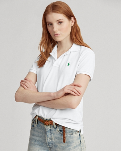 6128d1e961af Women s Polo Shirts - Long   Short Sleeve Polos