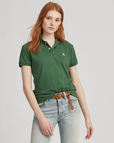 b2e7589a0 Women's Polo Shirts - Long & Short Sleeve Polos | Ralph Lauren