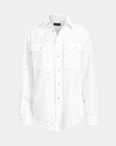 abfa1b29 Women's Blouses, Button Down Shirts, & Flannels | Ralph Lauren