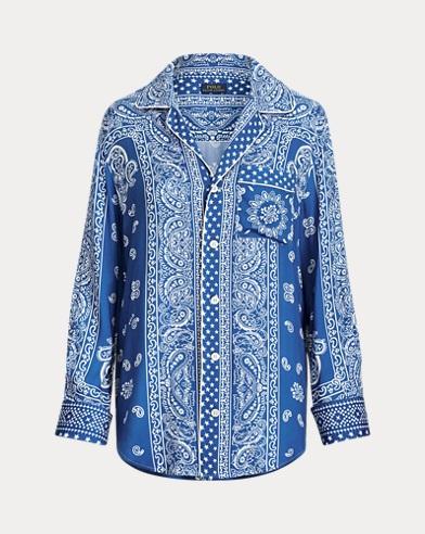 abfa1b29 Women's Blouses, Button Down Shirts, & Flannels   Ralph Lauren