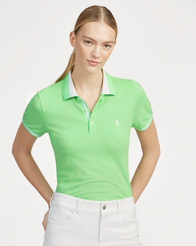 9d0c2750762 Tailored Fit Golf Polo Shirt