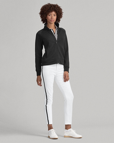 Stripe Stretch Twill Golf Pant