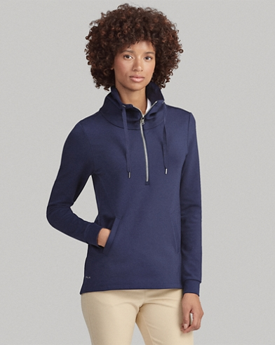 Wicking Half-Zip Pullover