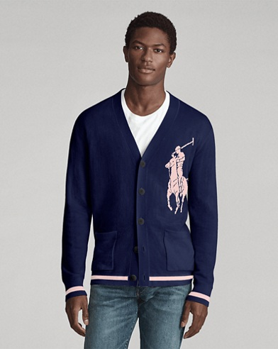 Custom Wool Cardigan Sweater