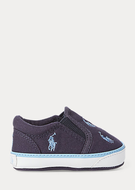 Polo Ralph Lauren Bal Harbour Slip On Sneaker