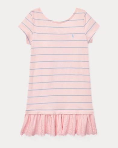 c1ecd03b9cdbf Cotton Jersey Tee Dress