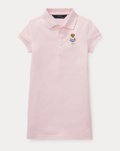 Cricket Bear Mesh Dress