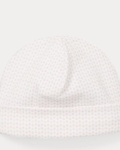 Anchor Cotton Interlock Hat