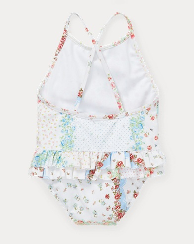 6a0d38fc7f Baby Girls' Swimwear, Swimsuits, & Bathing Suits | Ralph Lauren