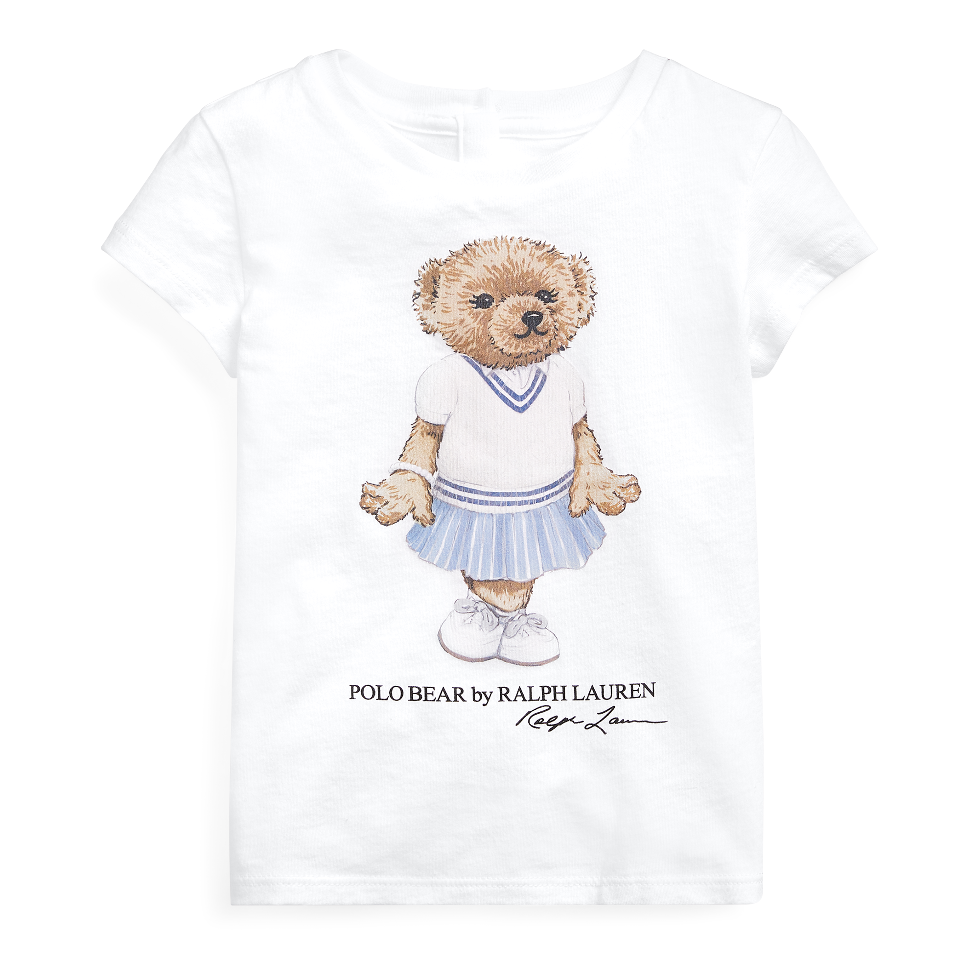 70dc584fb Cricket Bear Cotton Jersey Tee. RalphLauren RalphLauren. 54.99 22.50 $