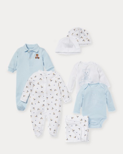 8974ec7ac Baby Boys' & Girls' Outfits & Gift Sets   Ralph Lauren
