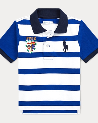 Baby Boys  Polos  Short and Long Sleeved Polo Shirts  f3e70a713