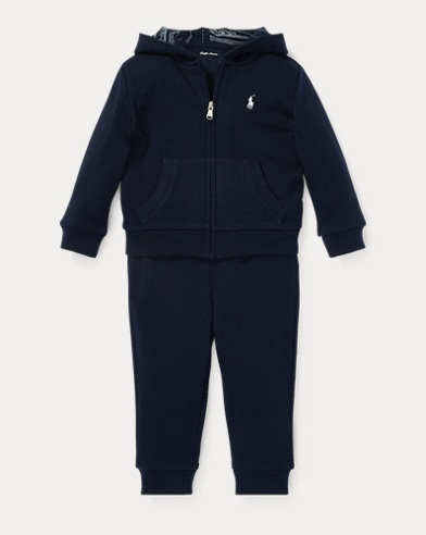 French Terry Hoodie & Pant