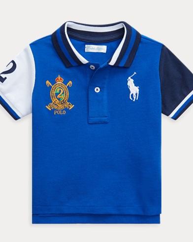20f6dabe1a1 Cotton Mesh Polo Shirt. Take 30% off. Baby Boy