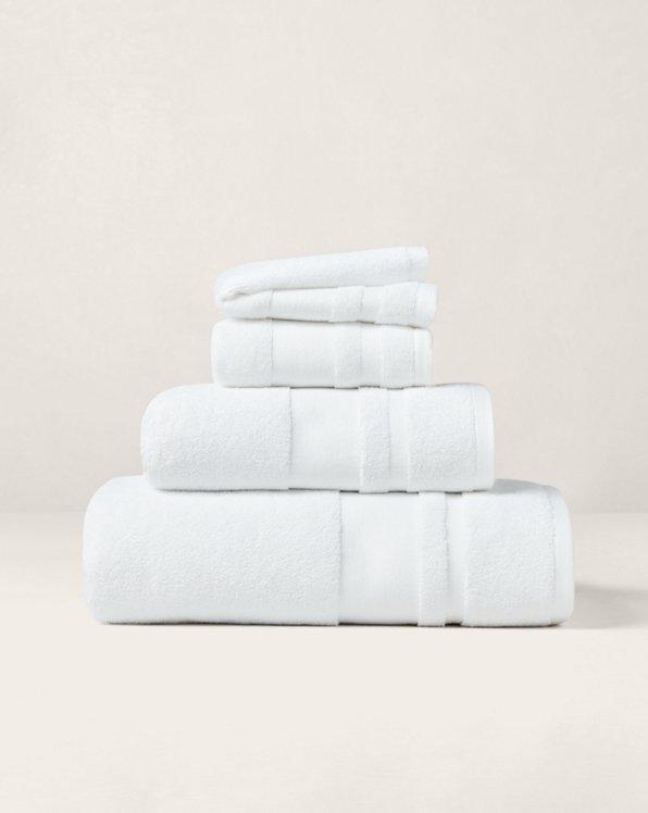 Alfombra de baño y toallas Wilton
