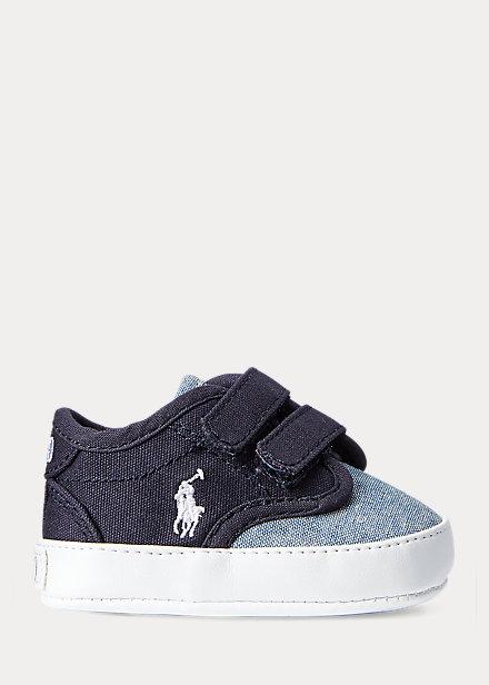 Polo Ralph Lauren Luwes Chambray EZ Shoe