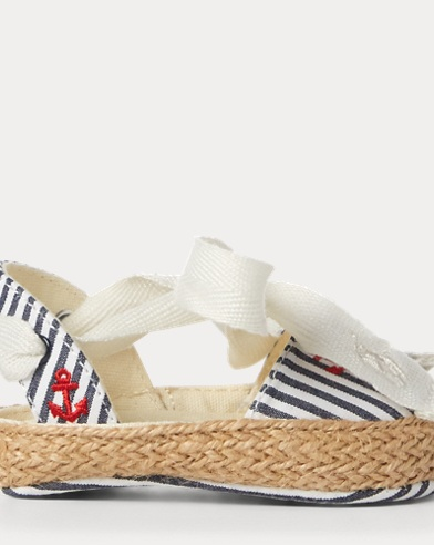 Bowman Anchor-Stripe Sandal