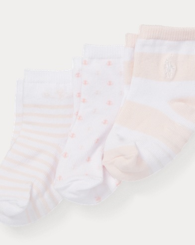 Patterned Sock 3-Pack