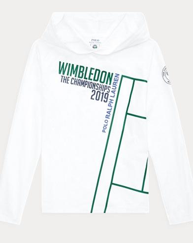 Maglietta Wimbledon in cotone