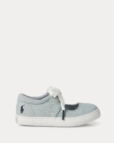 Braylon Chambray Sneaker